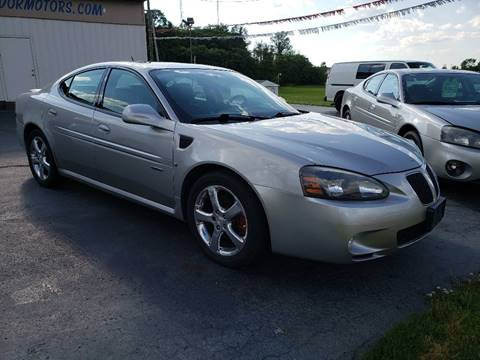 2007 Pontiac Grand Prix for sale in Canton, OH