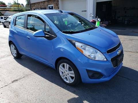 2015 Chevrolet Spark for sale in Canton, OH