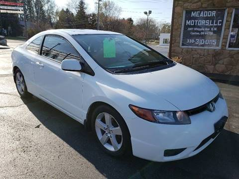 2006 Honda Civic for sale in Canton, OH