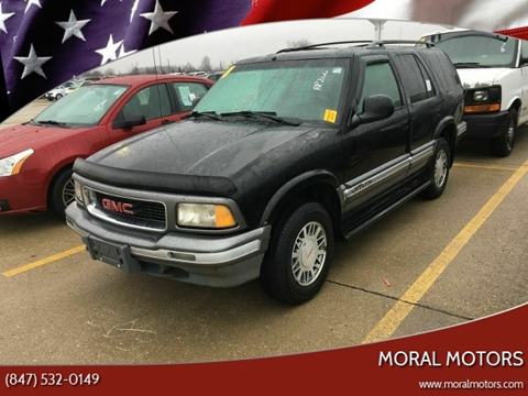 1995 GMC Jimmy for sale in Algonquin, IL