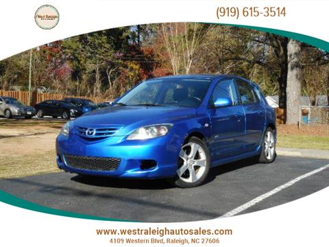 2005 Mazda MAZDA3 for sale in Raleigh, NC