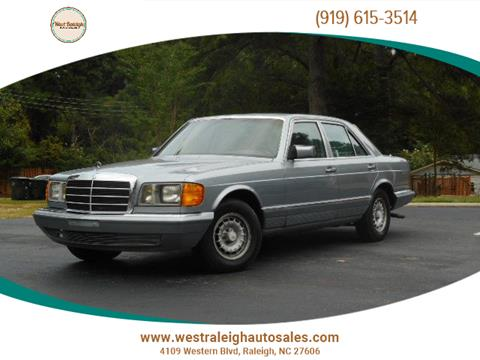 1982 Mercedes-Benz 300-Class for sale in Raleigh, NC