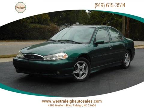 1999 Ford Contour SVT for sale in Raleigh, NC