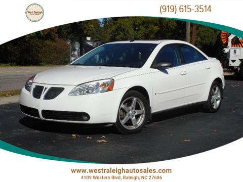 2008 Pontiac G6 for sale in Raleigh, NC