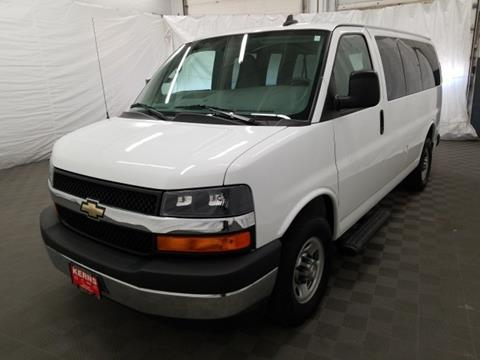 2017 Chevrolet Express Passenger for sale in Celina, OH