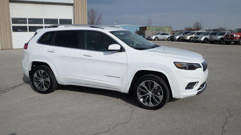 2019 Jeep Cherokee for sale in Geneseo, IL