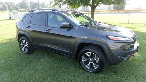 2017 Jeep Cherokee for sale in Geneseo, IL