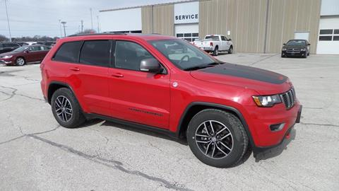 2017 Jeep Grand Cherokee for sale in Geneseo, IL