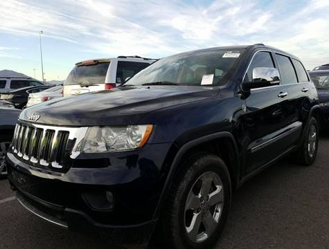 2011 Jeep Grand Cherokee for sale in Provo, UT