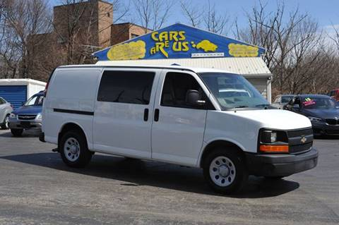 2010 Chevrolet Express Cargo for sale in Clarks Summit, PA