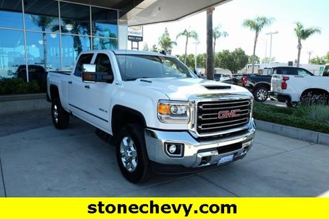 2019 GMC Sierra 2500HD for sale in Tulare, CA