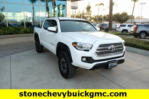 2017 Toyota Tacoma for sale in Tulare, CA