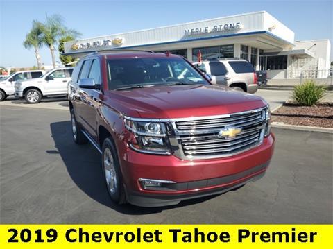 2019 Chevrolet Tahoe for sale in Porterville, CA