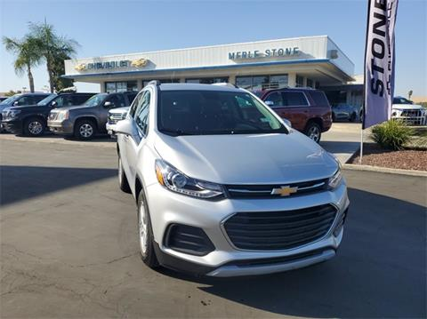 2018 Chevrolet Trax for sale in Porterville, CA
