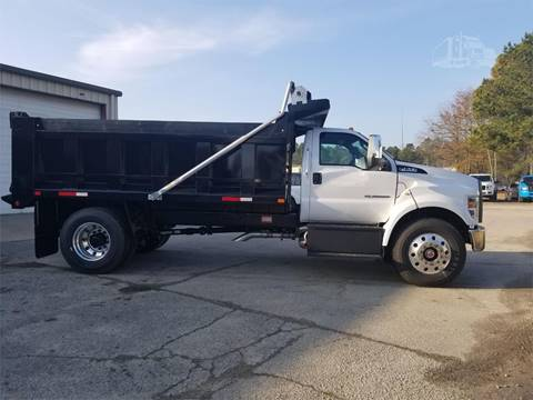 2019 Ford F-750 for sale in Chesapeake, VA