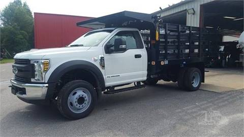 2018 Ford F-450 Super Duty for sale in Chesapeake, VA