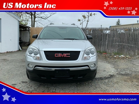 2011 GMC Acadia for sale in Worcester, MA