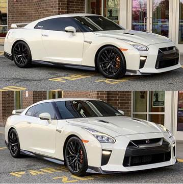 2017 Nissan GT-R for sale in Huntington, NY