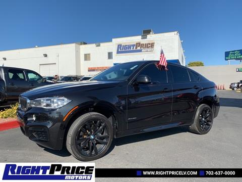2017 BMW X6 for sale in Las Vegas, NV