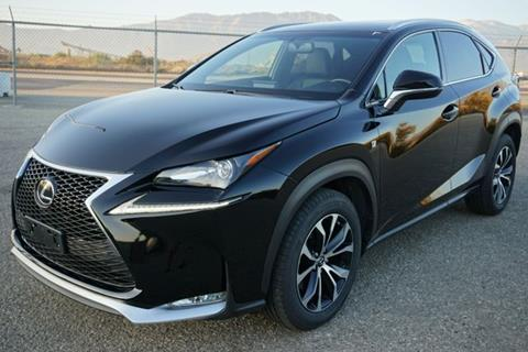 2017 Lexus NX 200t for sale in Upland, CA