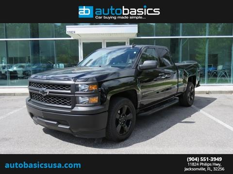 2015 Chevrolet Silverado 1500 for sale in Jacksonville, FL
