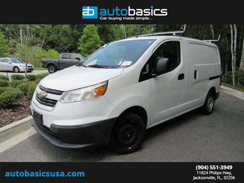 2015 Chevrolet City Express Cargo for sale in Jacksonville, FL