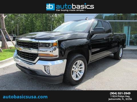 2016 Chevrolet Silverado 1500 for sale in Jacksonville, FL