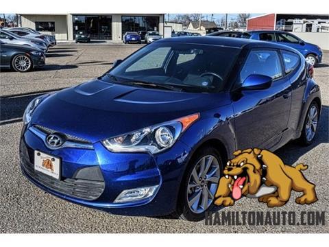 2017 Hyundai Veloster for sale in Clovis, NM