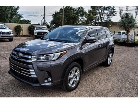 2018 Toyota Highlander for sale in Clovis, NM