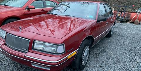 1991 Buick Skylark for sale at JM Auto Sales in Shenandoah PA