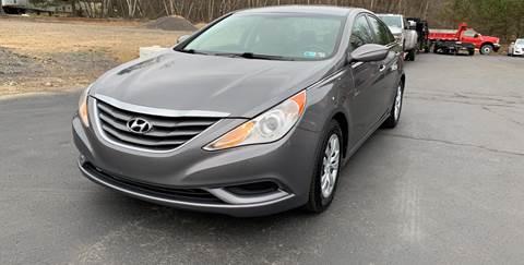 2011 Hyundai Sonata for sale at JM Auto Sales in Shenandoah PA