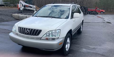 2002 Lexus RX 300 for sale at JM Auto Sales in Shenandoah PA