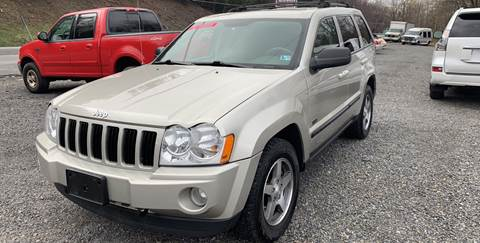 2007 Jeep Grand Cherokee for sale at JM Auto Sales in Shenandoah PA