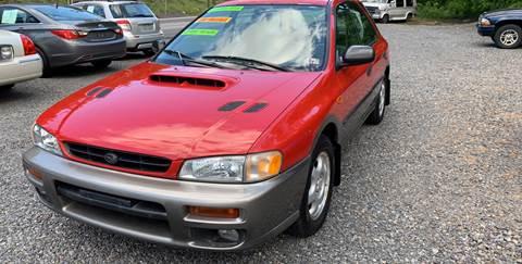 1999 Subaru Impreza for sale at JM Auto Sales in Shenandoah PA