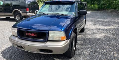 1999 GMC Envoy for sale in Shenandoah, PA