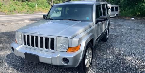 2006 Jeep Commander for sale at JM Auto Sales in Shenandoah PA