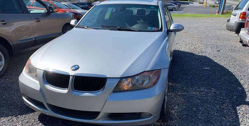 2007 BMW 3 Series for sale at JM Auto Sales in Shenandoah PA