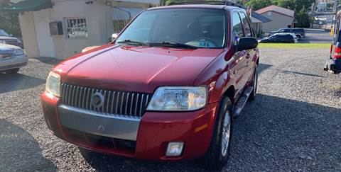 2006 Mercury Mariner for sale at JM Auto Sales in Shenandoah PA