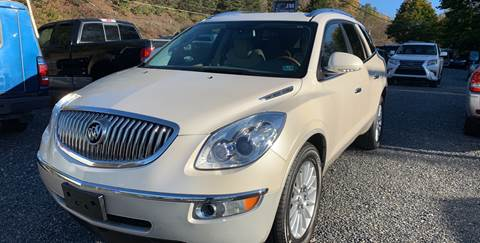 2011 Buick Enclave for sale at JM Auto Sales in Shenandoah PA