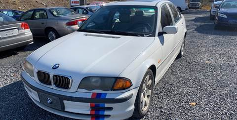 1999 BMW 3 Series for sale at JM Auto Sales in Shenandoah PA