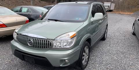 2005 Buick Rendezvous for sale at JM Auto Sales in Shenandoah PA