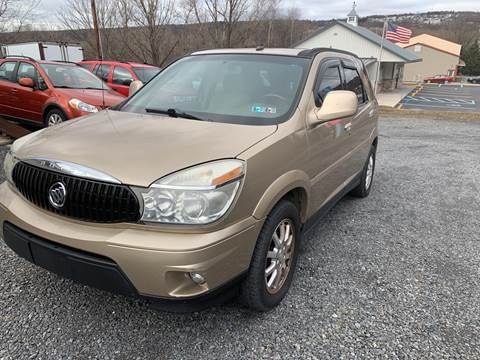 2006 Buick Rendezvous for sale at JM Auto Sales in Shenandoah PA