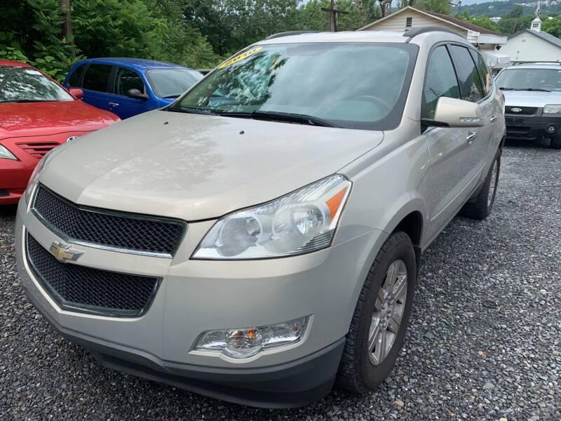 2010 Chevrolet Traverse for sale at JM Auto Sales in Shenandoah PA
