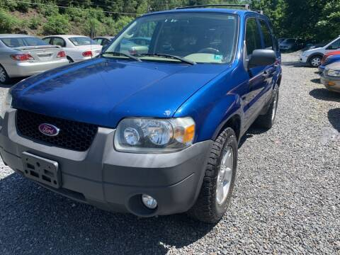 2007 Ford Escape for sale at JM Auto Sales in Shenandoah PA