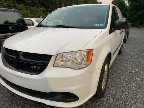 2014 RAM C/V for sale at JM Auto Sales in Shenandoah PA