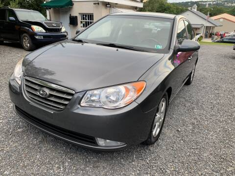 2008 Hyundai Elantra for sale at JM Auto Sales in Shenandoah PA
