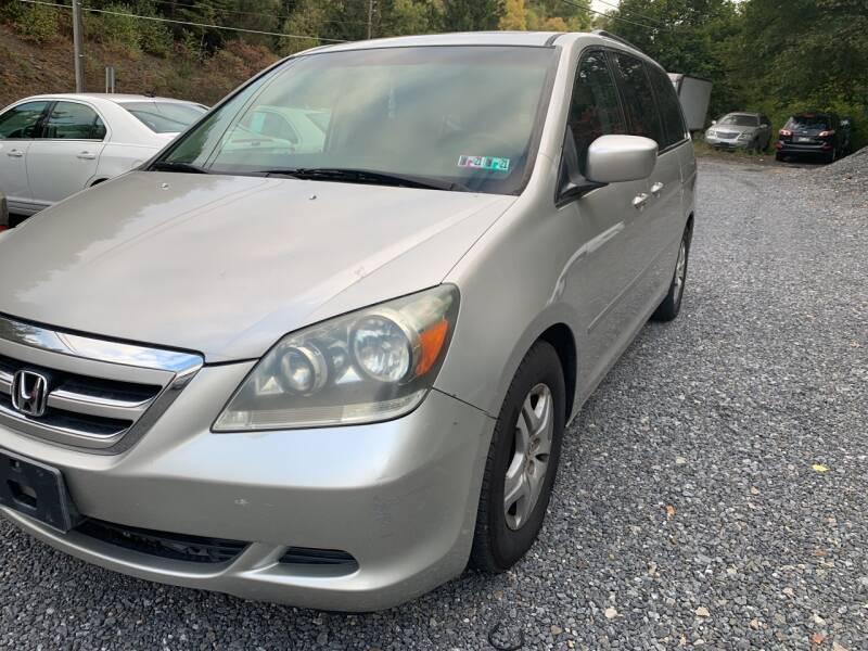 2005 Honda Odyssey for sale at JM Auto Sales in Shenandoah PA