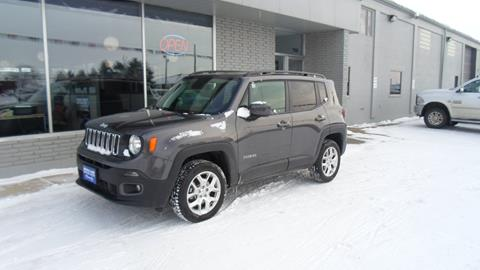 2018 Jeep Renegade for sale in Devils Lake, ND
