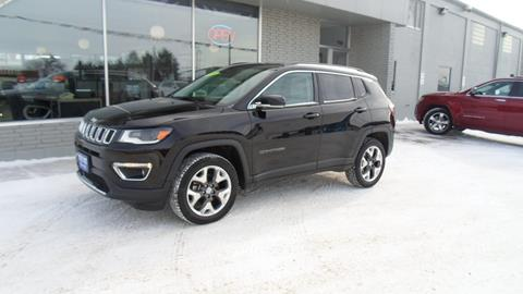 2018 Jeep Compass for sale in Devils Lake, ND