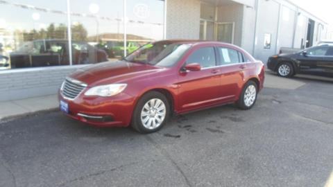 2014 Chrysler 200 for sale in Devils Lake, ND